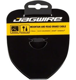 Jagwire 4-18 Jagwire Sport Brake Cable Slick Stainless 1.5x2750mm SRAM/Shimano Mountain/Road Tandem