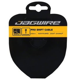 Jagwire 9-18 Jagwire Pro Polished Slick Stainless Derailleur Cable 1.1x2300mm SRAM/Shimano