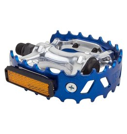 BLACK OPS 8-18 PEDALS BK-OPS MX BEARTRAP 9/16 ANO-BU