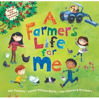 Barefoot Books A Farmer's Life for Me