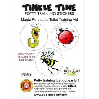 Goo Goo Baby Tinkle Time Potty Training Stickers