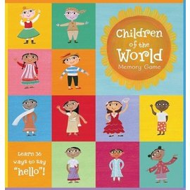 Barefoot Books Children of the World Memory Game