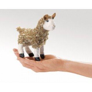 Folkmanis Alpaca Finger Puppet
