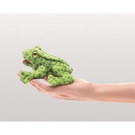 Folkmanis Frog Finger Puppet