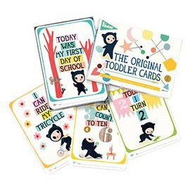 Milestone Cards Milestone Toddler Cards