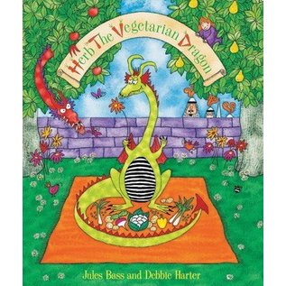 Barefoot Books Herb the Vegetarian Dragon