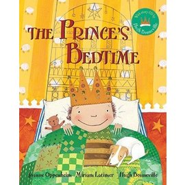 Barefoot Books The Prince's Bedtime