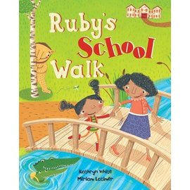 Barefoot Books Ruby's School Walk