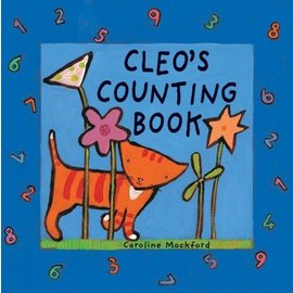 Barefoot Books Cleo's Counting Book