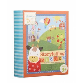 jill mcdonald kids Storytelling Blocks