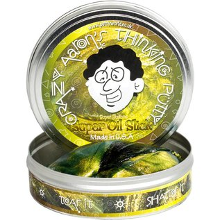 Crazy Aaron's Thinking Putty Crazy Aaron's Thinking Putty Illusions - Small Tin