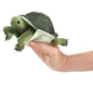 Folkmanis Turtle Finger Puppet