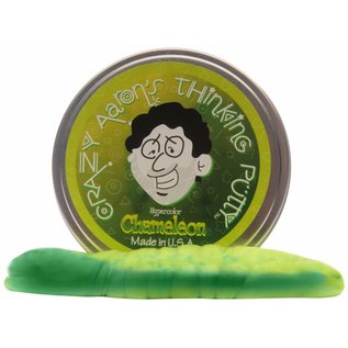 Crazy Aaron's Thinking Putty Crazy Aaron's Thinking Putty Hypercolors - Large Tin
