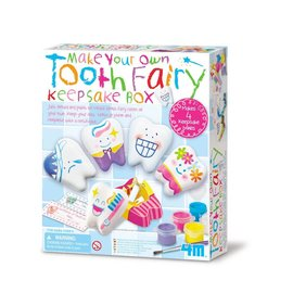 4M Tooth Fairy Keepsake Box