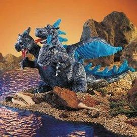 Folkmanis Three-Headed Dragon Puppet