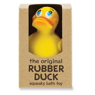 Rich Frog The Original Rubber Duck