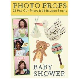 Mudpuppy Baby Shower Photo Props