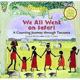 Barefoot Books We all went on Safari