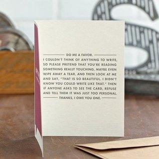 Frank & Funny Frank & Funny Cards: Happy Birthday