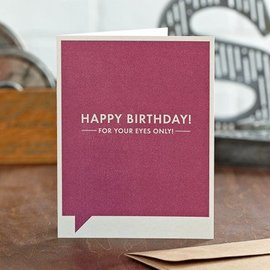 Frank & Funny Frank & Funny Cards: Happy Birthday