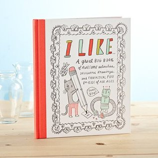 Compendium Kids I Like... A Great Big Book of Awesome Activities