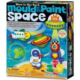 4M Space Mould & Paint Kit