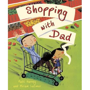 Barefoot Books Shopping with Dad