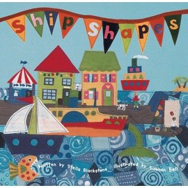 Barefoot Books Ship Shapes PB
