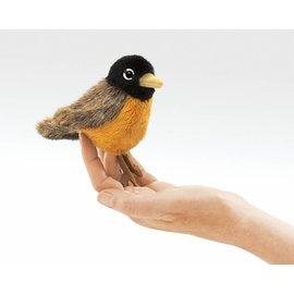 Folkmanis Robin Finger Puppet
