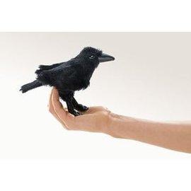 Folkmanis Raven Finger Puppet