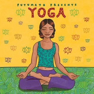 Putumayo Putumayo Presents Yoga CD