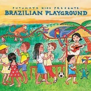 Putumayo Putumayo Kids Music CD's