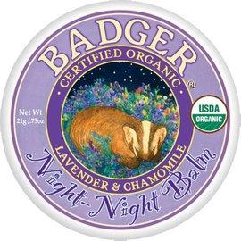 Badger Badger Night-Night Balm