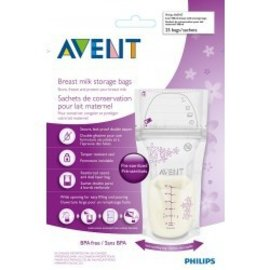 Phillips Avent Phillips Avent Breast Milk Storage Bags