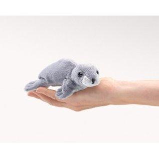 Folkmanis Monk Seal Finger Puppet