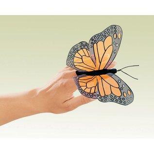 Folkmanis Monarch Butterfly Finger Puppet