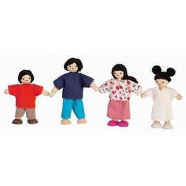 PlanToys Asian Doll Family
