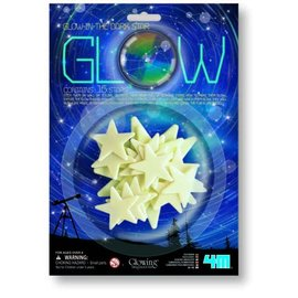4M Lg Glow in the Dark Stars