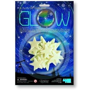 4M Lg Glow in the Dark Stars