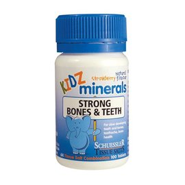Hyland's Kidz Minerals - Strong Bones & Teeth
