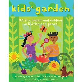 Barefoot Books Kid's Garden Card Deck