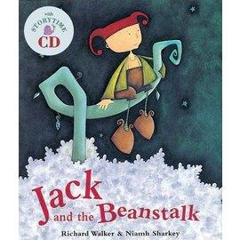 Barefoot Books Jack & The Beanstalk w/CD