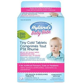 Hyland's Hyland's Tiny Cold Tablets
