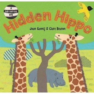 Barefoot Books Hidden Hippo