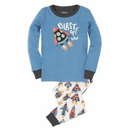 Hatley Hatley Pajama Set- Blast off to Bed