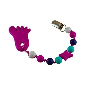 Footsie Teether Gumball Foot Teether