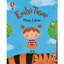 Barefoot Books Emily's Tiger