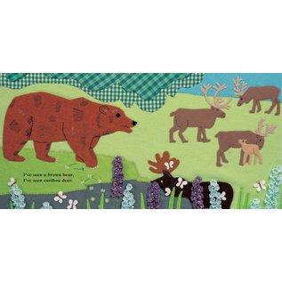 Barefoot Books Elusive Moose Board Book
