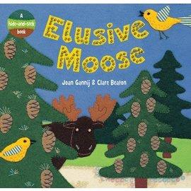 Barefoot Books Elusive Moose