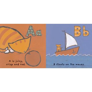 Barefoot Books Cleo's Alphabet Book